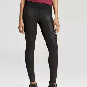 Spanx Faux Leather Legging Pants Assets